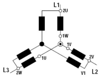 17  sch u00e9mas de branchement electrique moteur triphas u00e9